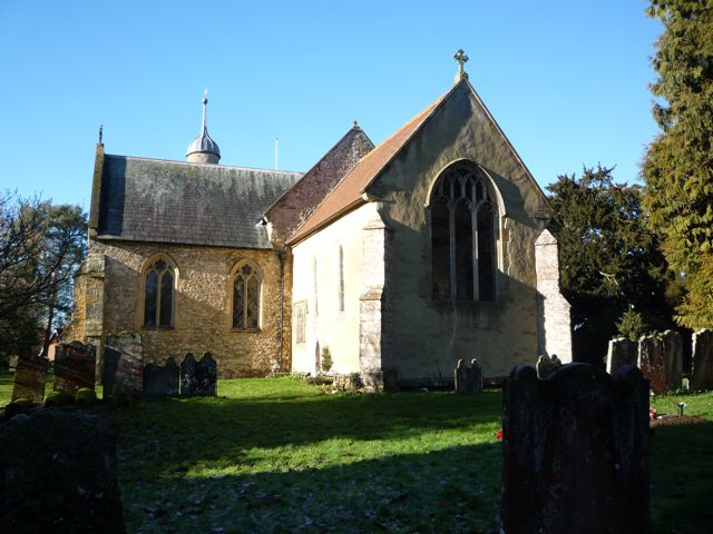 St Peter and Paul's Church, Yalding