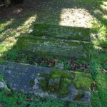 Gravestones, St Peter and St Paul's Church, Yalding