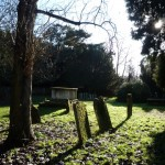 Gravestones, St Peter and Paul's Church, Yalding