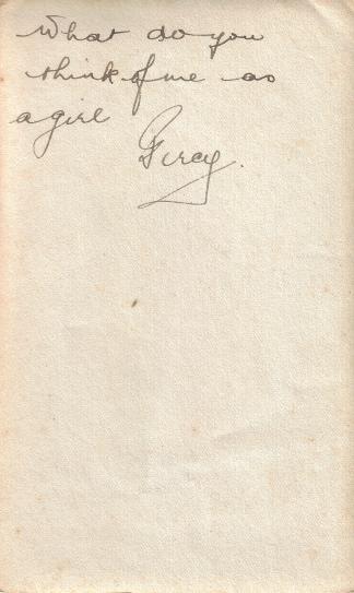 Percy Luxton, Bermuda (reverse)