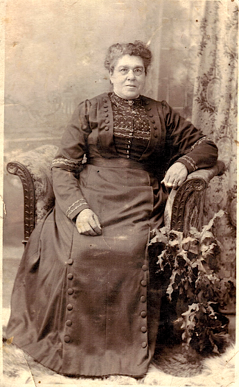 Mary Jane Carroll (previously Wright, previously Freeth, formerly Clarke)