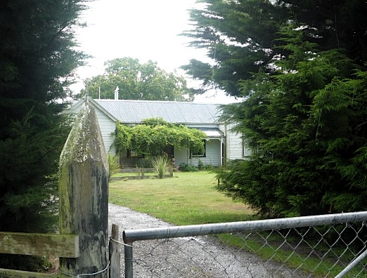 """Belper"", Arowhenua, South Canterbury, NZ, January 2012"