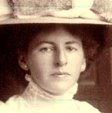 Brigid Power O'Rourke, 1909, Napier, NZ