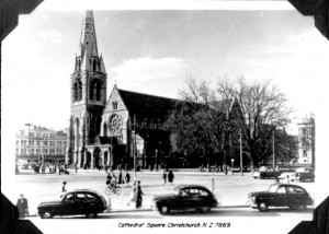 Cathedral Square, Christchurch, NZ 7869