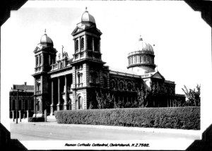 Roman Catholic Cathedral, Christchurch, NZ 7582