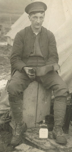 Sgt Peter Gaffaney M.M. (1893-1918)