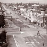 Palmerston North, 1912, by Muir & Moodie studio