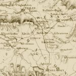 Samuel Lewis Atlas of Ireland, portion of County Kerry