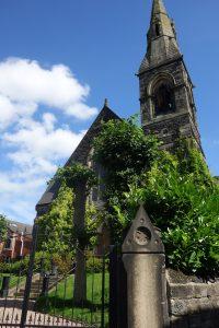 Former Congregational Church, Belper