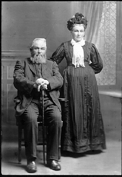 Michael and Margaret Gaffaney (date unknown)