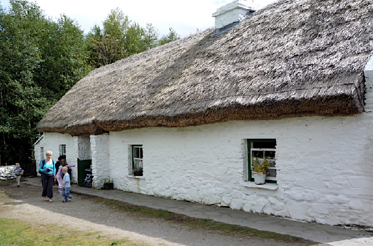 Dwelling house, medium-sized farm at Muckross
