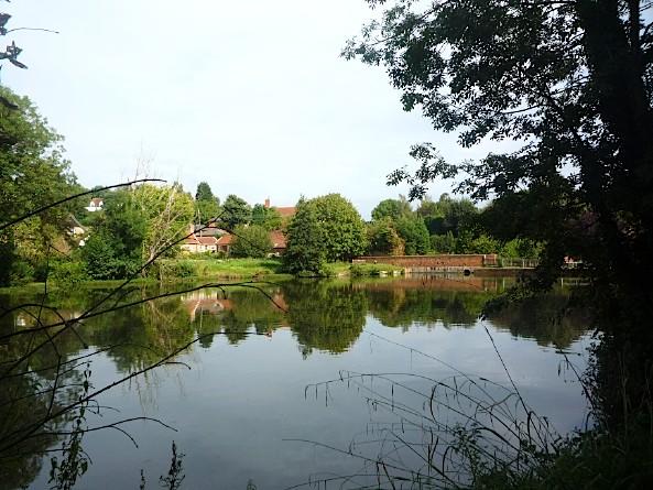 Polstead, Suffolk - August 2011