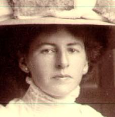 Brigid Power O'Rourke, 1909, Napier, NZ