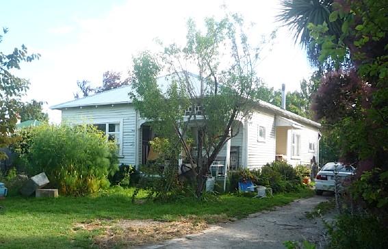 Mill Road house, Waimate ~ January 2012