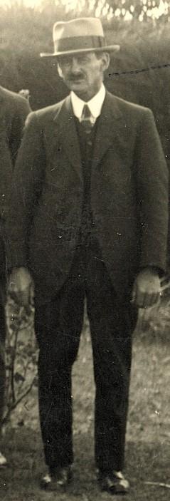 Thomas William Brosnahan, Temuka, South Canterbury, 1925