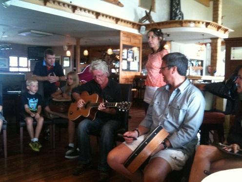 Music workshop at O'Riada's, Ballymacelligot