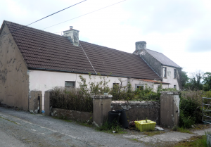 O'Rourke cottage, Ballymacdonnell, Co Kerry