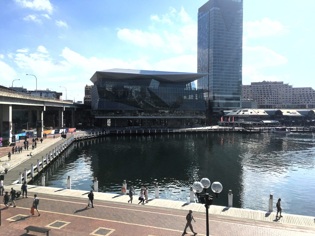 International Convention Centre, Darling Harbour, Sydney