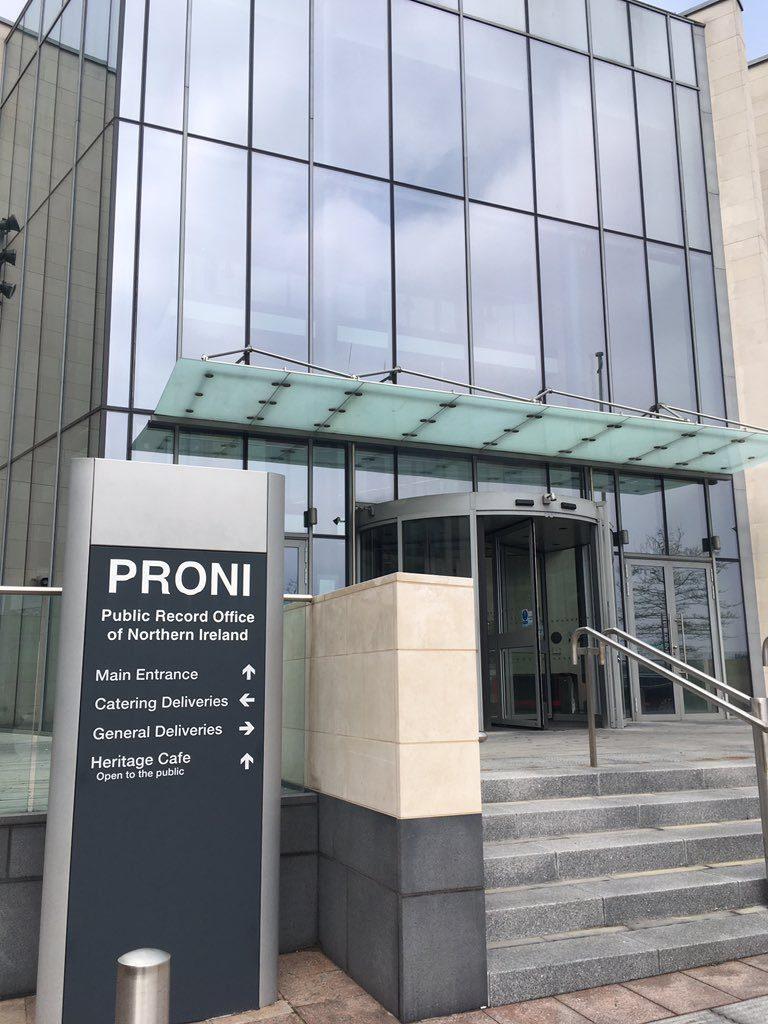 Public Record Office of Northern Ireland (PRONI), Belfast