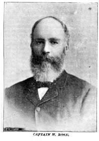 Captain Henry Rose