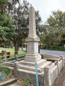 Makara war memorial
